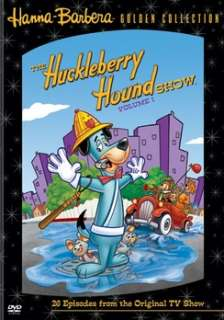 The Huckleberry Hound Show Vol. 1 (DVD)  Overstock