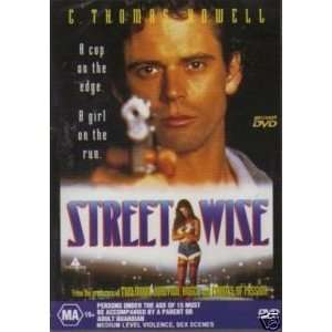 Jailbait (aka Streetwise) [VHS] D.J. Cool, Scorp Movies & TV