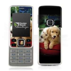 Design Skins for Nokia 6300   Vitakraft Welpen Design