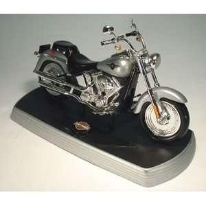 026421 Harley Fat Boy SILVER Electronics