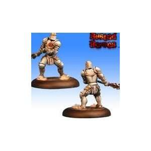 32mm Fantasy   Rusted Heroes: Sir Anoeth   Foot Knight