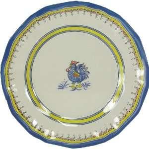 Poule Chicken Le Cadeaux Melamine Dinnerware, Dinner Plate