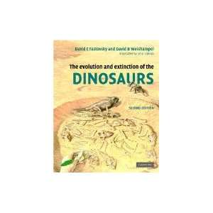 Evolution & Extinction of Dinosaurs, 2ND EDITION: Books