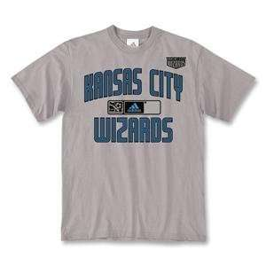 KC Wizards Squad Soccer T Shirt