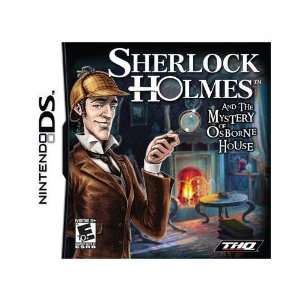 New Thq Sherlock Holmes & The Mystery Of Osborne Ds