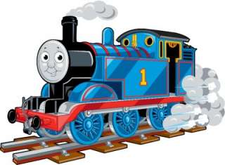 Thomas Birthday Cake on Thomas Train Edible Image Birthday Cake Topper 8 Round