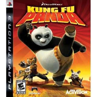 Kung Fu Panda w/ Exclusive Unlockable Dragon Warrior Po (PS3) Games
