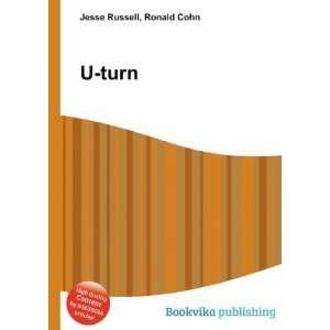 U turn Ronald Cohn Jesse Russell Books