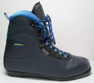 MENS SNOW Winter BOOTS CrossCountry SKI NNN STRATA 11.5