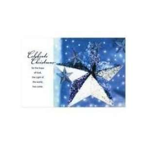 Boxed Gift Cards C Celebrate Christmas (Package of 18