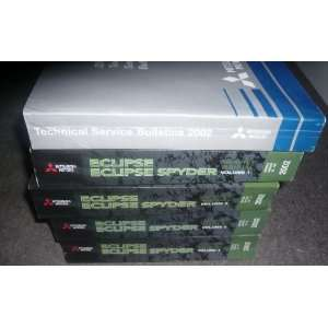 Service Manual Set (4 volume set,and the technical service bulletins