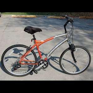 Del Sol LXI 2.0 Comfort Bike Bicycle 19.5 Frame 21 speed Silver