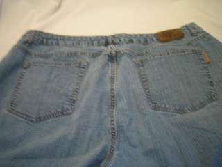 COLDWATER CREEK blue jean pants   Women PLUS 20W