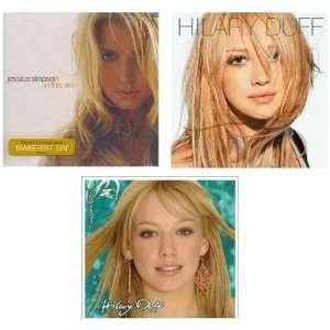 {POP DIVAS 3 CD PACK} HILARY DUFF   Hilary Duff
