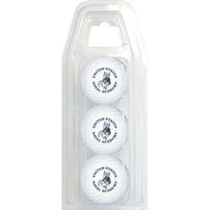 Naval Academy Midshipmen (United States) 15 Golf Ball Pack Sports
