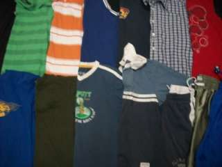 BOYS SIZE 7 SIZE 8 SIZE 7 8 SUMMER CLOTHES ALL GAP AND OLDNAVY SPRING