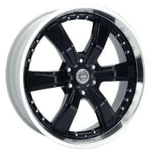 American Racing RAZOR 6 20 Wheels 30028584 Automotive
