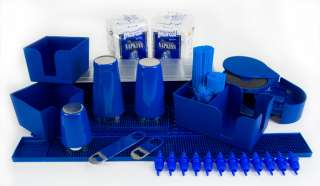 Bar Accessories, Home Bar Supplies,  Special   Blue