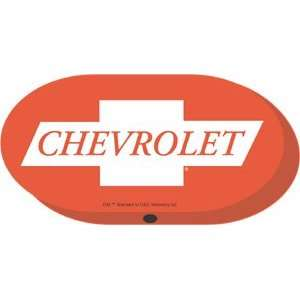 Chevy Red Logo Antenna Topper: Automotive