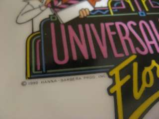 Hanna Barbera*  1990 COLLECTIBLE PLATE FRED YOGI BEAR +
