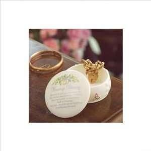 Belleek 5633910036 Marriage Blessing Box