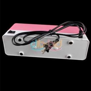 Profession UV GeL Nail Art Dryer 9W Curing Light Bulb Lamp Light