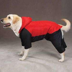 Dog Winter Coat Jacket Ski Jacket Ski Suit, Removable Hood and Leg