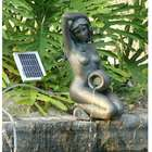 Holding Pot 2 Watt Solar Powered Garden Water Fountain Pump Kit