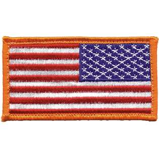American Flag Velcro Patch  Rothco Clothing Mens Accessories