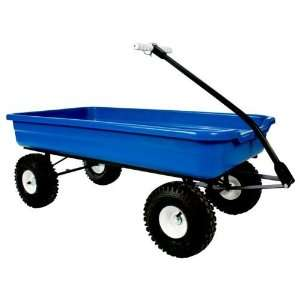 Dirt King Wagon   Blue Toys & Games