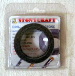 DRILL GRINDING WHEELS FOR STONEYCRAFT DRILL GRINDER
