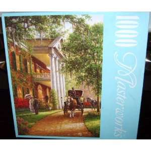 Southern Charm 1000 Piece Puzzle