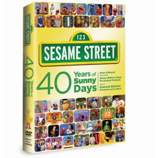 Sesame Street: 40 Years of Sunny Days DVD  Shop Ticketmaster