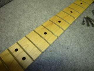Fender Stratocaster Guitar Neck Starcaster Strat 21 fret w/ Tuners