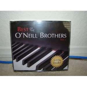 BEST OF THE ONEILL BROTHERS 3CD BOX SET (Piano Music