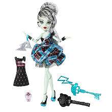 Monster High Sweet 1600 Doll   Frankie Stein   Mattel