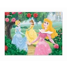 48 Piece   Cinderella/Aurora/Belle   Cardinal Industries