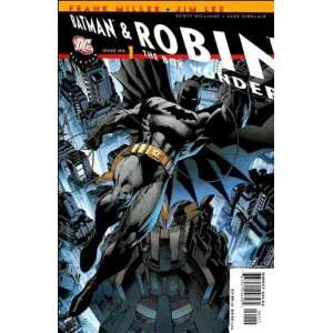 All Star Batman & Robin ComplEte Run + All 1st Printings