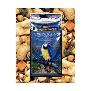 Hagen Living World Premium Large Parrot Bird Food 3.7 LB