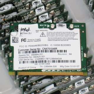 New Compaq NX9020 NX9030 NX9040 Mini PCI Wireless Card