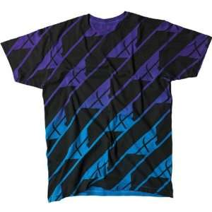 Fly Racing Spring T Shirt   Large/Black Automotive