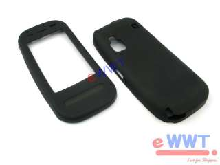 Skin Soft Cover Case + Screen Protector for Nokia C6 00 ZVSC805
