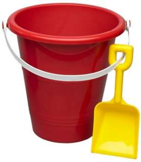 American Plastic Toys, 8 Toy Pail and Shovel