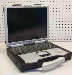 PANASONIC TOUGHBOOK CF 29 LAPTOP 1.6GHz/ 768MB/ 60GB/ WIFI