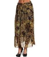 Skirts, Women, Floral Print