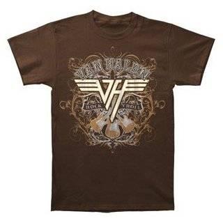 Van Halen Concert Poster  2007 Reunion Tour with David Lee Roth
