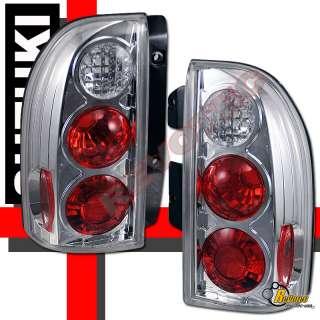 1999 2004 SUZUKI GRAND VITARA XL7 XL 7 TAIL LIGHTS 00 01 02 03 1 PAIR