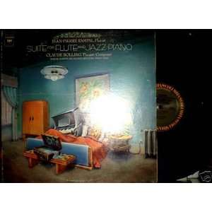 for Flute and Jazz Piano Flutist Jean Pierre Rampal, Piano/Composer