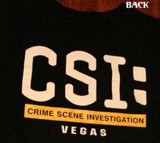 CSI Las Vegas Television Show T Shirt L