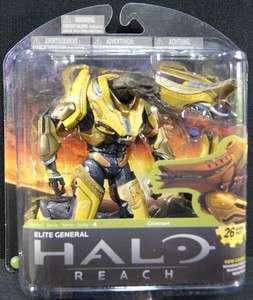 Halo Reach Series 4 Elite General VHTF